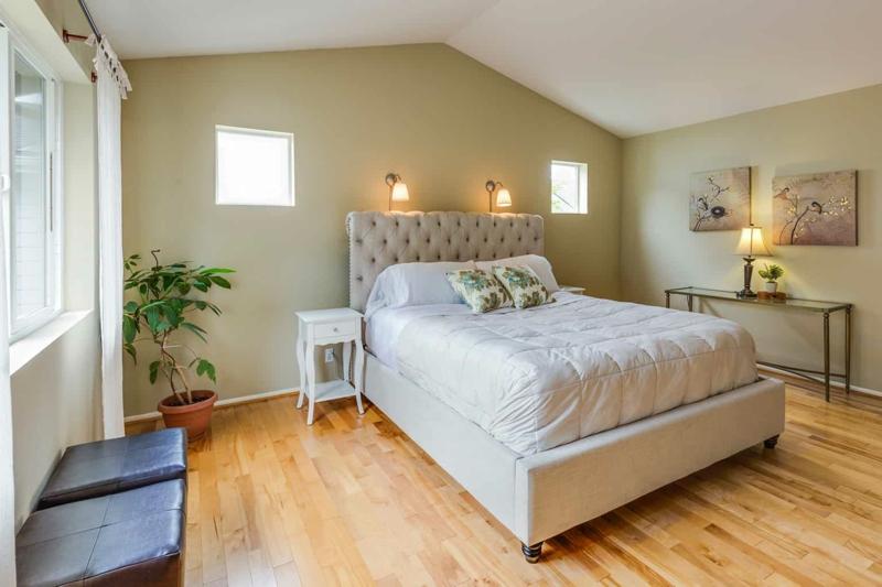 Raumgestaltung mit Farben Ideen für das Schlafzimmer