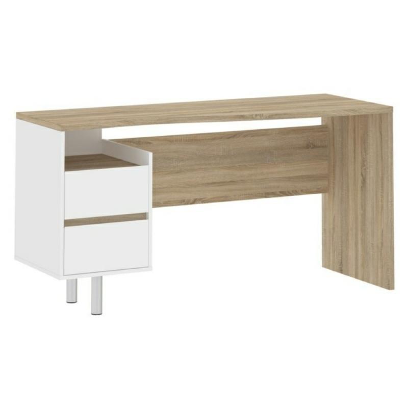 Schreibtisch mit zwei Schubladen