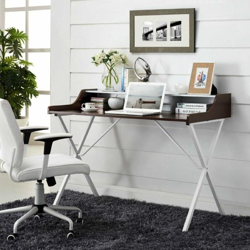 Home Office einrichten Schreibtisch und Stuhl kaufen