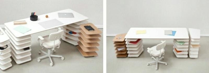 ausgefallene Schreibtisch-Designs