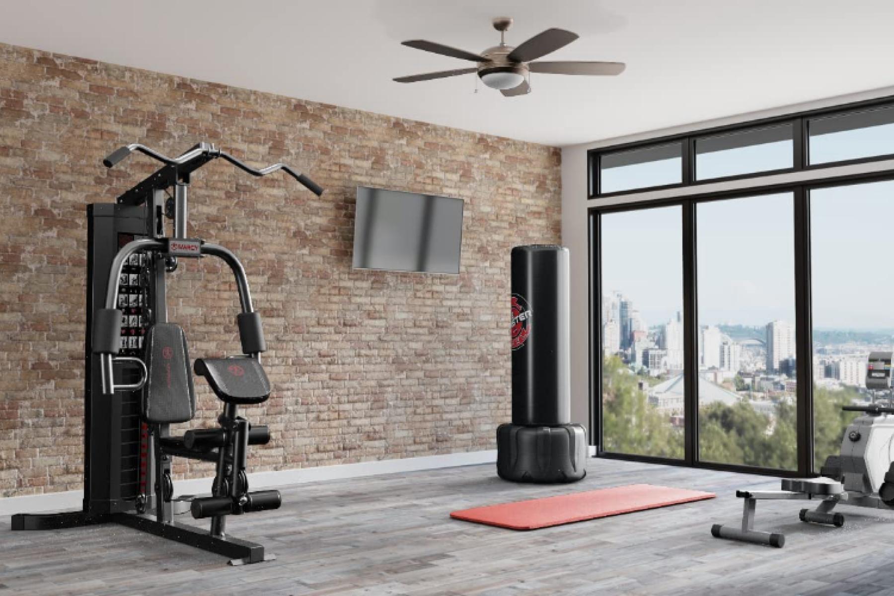 Fitnessraum Zuhause einrichten nützliche Tipps