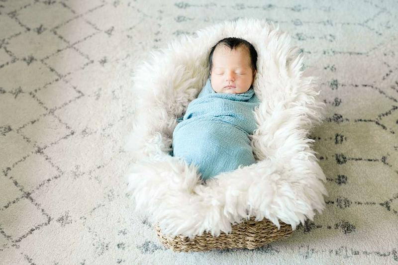 Babyfotos selber machen Anleitung