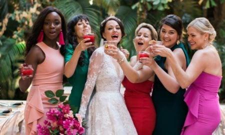 Frisuren Hochzeitsgäste moderne Ideen