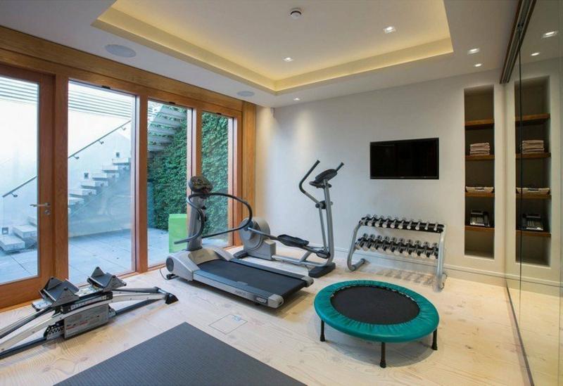 Fitnessraum Zuhause Geräte kaufen