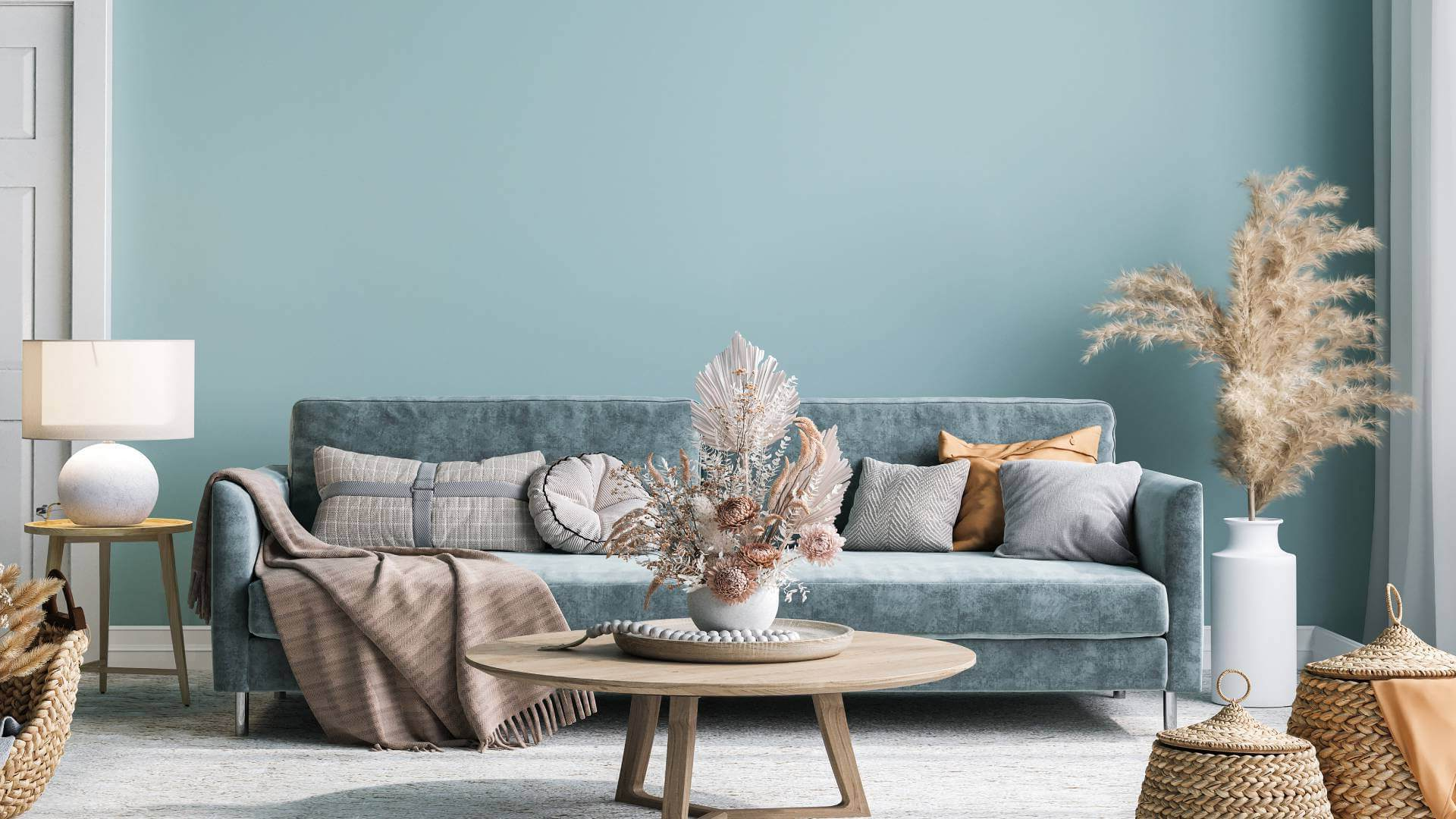 Wohnzimmer Trends 2021 - So richten Sie das Herz Ihres Hauses trendig ein!