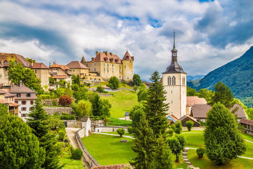 Sprachenvielfalt in der Schweiz