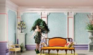 Zeitloser Chic - mit Stuckleisten und Rosetten dekorieren