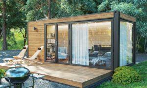 Der Outdoor-Trend des Jahres – ein Gartenhaus selber bauen